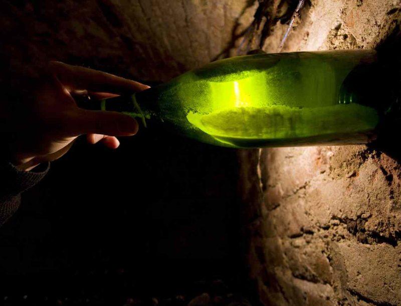 Besök i Champagne på konferensresan
