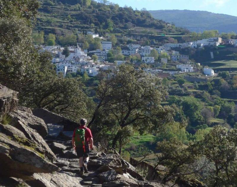 Vandring Las Alpujarras