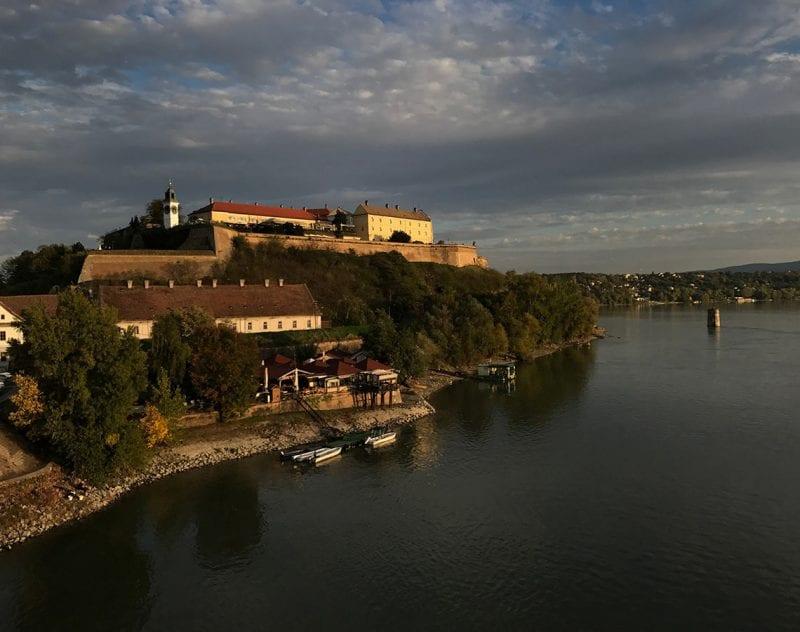 Fortet i Novi Sad