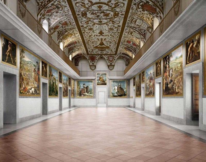 Besök på konstmuseet El Prado i Madrid