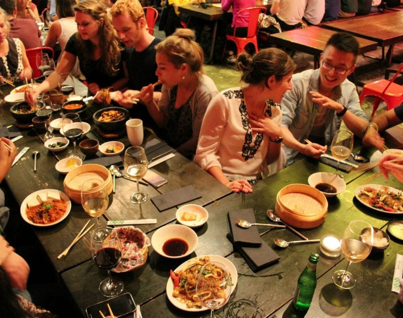 middag i kreuzberg
