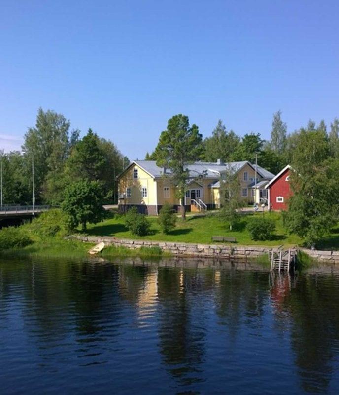 Sommar i Savonlinna