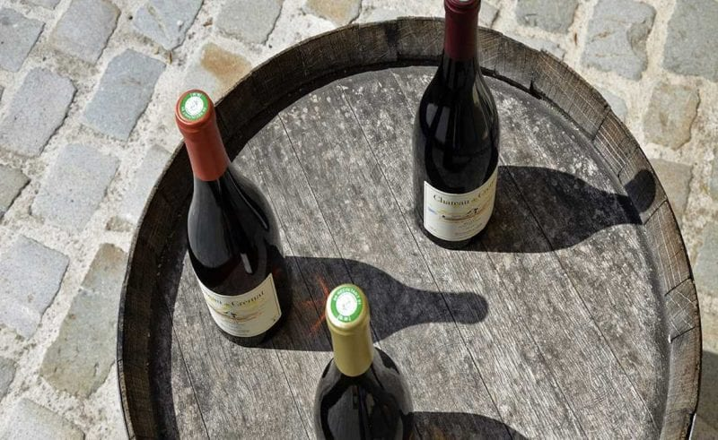 Vinprovning i Nice