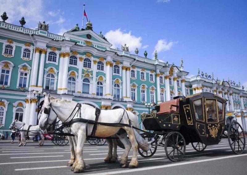 Vinterpalatset St Petersburg